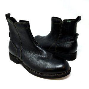 Eastland Mens Jett Plain Toe Leather Zip Boot 11D